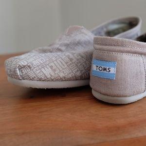 Toms Carpe Diem Slip On Shoes